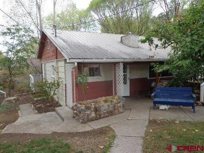 Eckert Single Family Home For Sale: 12949 Highway 65