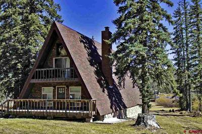 La Plata County Single Family Home UC/Contingent/Call LB: 47982 N Hwy 550