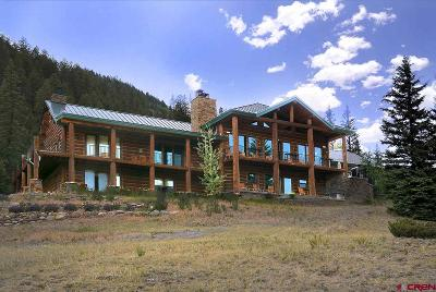 Creede Single Family Home For Sale: 15901 Hwy 149