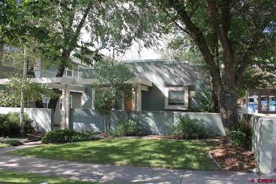 Durango Multi Family Home For Sale: 765 College Drive