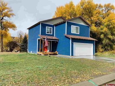 Gunnison Single Family Home For Sale: 101 Emerald Lane