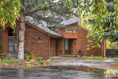 La Plata County Condo/Townhouse UC/Contingent/Call LB: 193 Cottonwood Creek