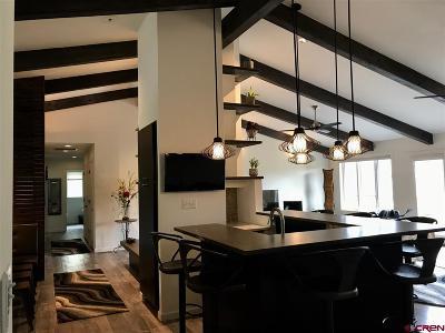 Durango Single Family Home For Sale: 45 Eagle Ridge Road