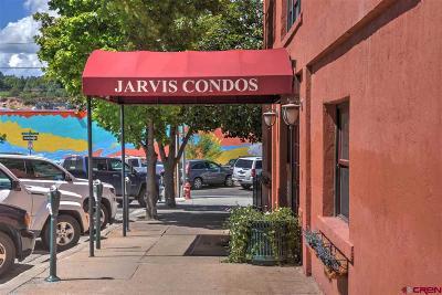 Durango Condo/Townhouse For Sale: 125 W 10th Street #102