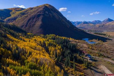 Gunnison County Residential Lots & Land For Sale: Hidden Mine Road