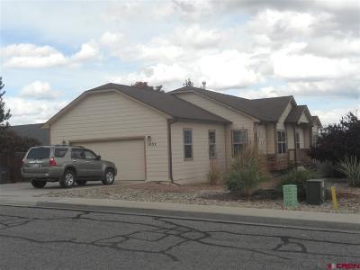Cortez Single Family Home For Sale: 1602 Tucker Ct