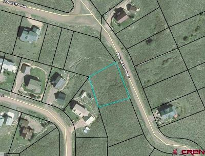 Crested Butte South Residential Lots & Land For Sale: 324 Zeligman Street