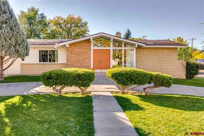 Montrose Single Family Home NEW: 1100 S 11th Street