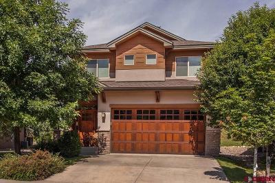 Durango Single Family Home For Sale: 105 Tierra Vista Drive