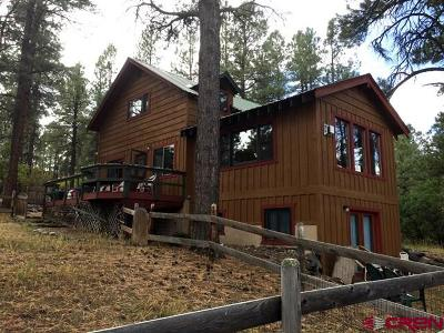 Pagosa Springs Single Family Home UC/Contingent/Call LB: 365 Shenandoah Dr