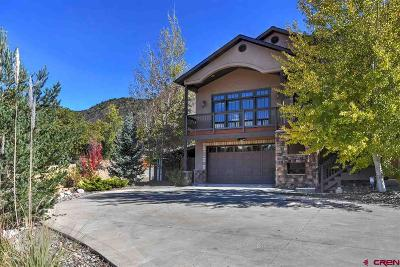 Durango CO Single Family Home For Sale: $690,000