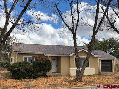 Cortez Single Family Home UC/Contingent/Call LB: 800 Cherry