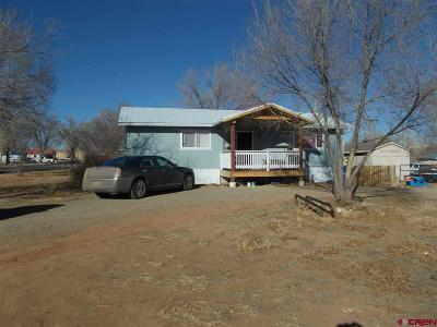 Cortez Single Family Home For Sale: 220 S Linden