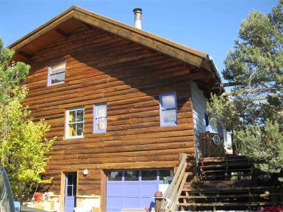 Ouray County Single Family Home For Sale: 50 Camino San Juan
