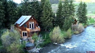 Crested Butte Single Family Home For Sale: 246 Lower Allen Road