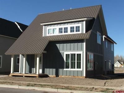 Gunnison County Single Family Home For Sale: 304 Joseph Lane #A