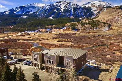 Gunnison County Commercial For Sale: 523 Riverland Drive #3A,  3B,