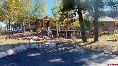 Durango Single Family Home NEW: 70 Iron King
