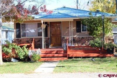 Single Family Home For Sale: 118 Dorris Avenue