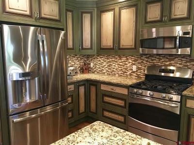 Durango Condo/Townhouse For Sale: 365 S Tamarron Drive #740/741