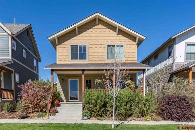 Durango Single Family Home UC/Contingent/Call LB: 285 Salt Brush Street