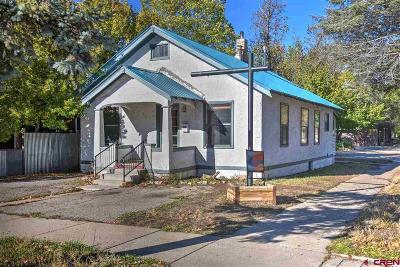 Durango, Bayfield, Cortez, Telluride Commercial For Sale: 575 E 4th Avenue