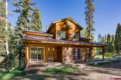Durango Single Family Home UC/Contingent/Call LB: 65 Columbine Drive