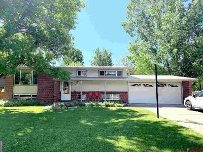 Durango Single Family Home For Sale: 2912 Aspen Drive