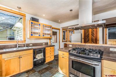 Durango Single Family Home For Sale: 606 E 1st Street