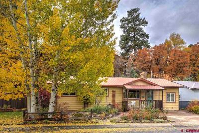 Durango Single Family Home UC/Contingent/Call LB: 2419 Delwood Avenue