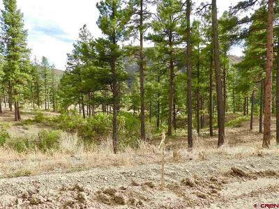 Durango Residential Lots & Land For Sale: Tipple Avenue