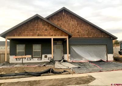 Durango Single Family Home For Sale: 129 Primrose Lane