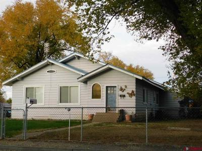 Cortez Single Family Home UC/Contingent/Call LB: 143 S Linden Street