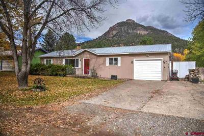 La Plata County Single Family Home For Sale: 35 Hermosa Drive