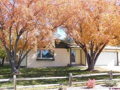 Cortez CO Single Family Home UC/Contingent/Call LB: $205,000