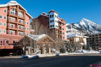 Mt. Crested Butte Condo/Townhouse For Sale: 620 Gothic Road #211