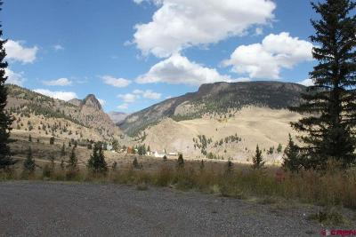 Creede Residential Lots & Land For Sale: 508 Mollie S. Drive