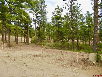 Durango Residential Lots & Land For Sale: 81 Bell Flower Court