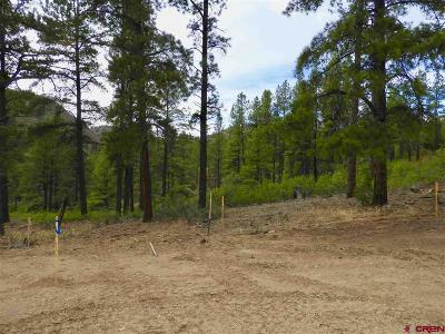 Durango Residential Lots & Land For Sale: 83 Bell Flower Court
