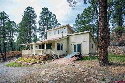 Bayfield Single Family Home UC/Contingent/Call LB: 587 Pine Valley Road