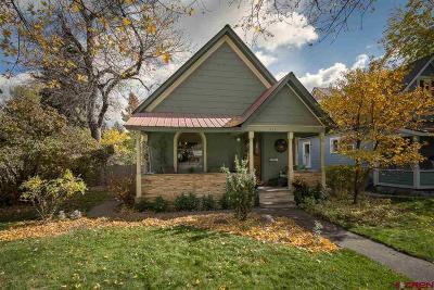 La Plata County Single Family Home UC/Contingent/Call LB: 436 E 3rd Avenue