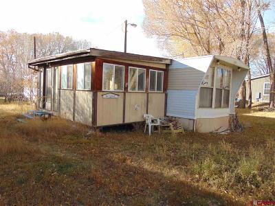 Del Norte Mobile/Manufactured For Sale: 81 Cedar Street