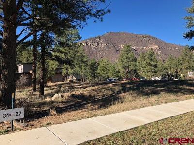 Durango Residential Lots & Land For Sale: 1067 Twin Buttes Avenue