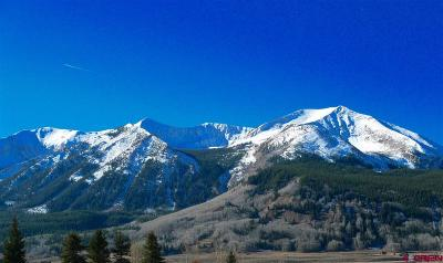 Crested Butte Residential Lots & Land For Sale: 209 Trent Jones Way