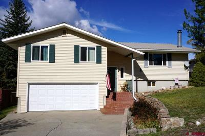 Delta County Single Family Home UC/Contingent/Call LB: 4 Pan American Avenue