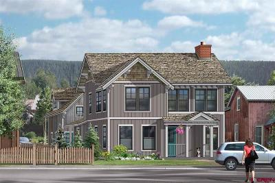 Crested Butte Residential Lots & Land For Sale: 214 Gothic Avenue