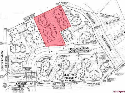 Bayfield Residential Lots & Land For Sale: 12 Cinnamon Drive
