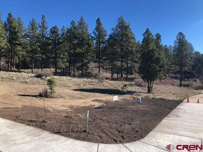 Durango Residential Lots & Land For Sale: 55 Twin Buttes Avenue