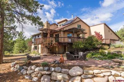 La Plata County Single Family Home For Sale: 416 Red Oaks Lane