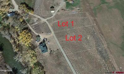 Gunnison Residential Lots & Land For Sale: 50 Lucile Place